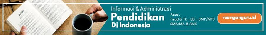 Informasi dan Administrasi Pendidikan di Indonesia